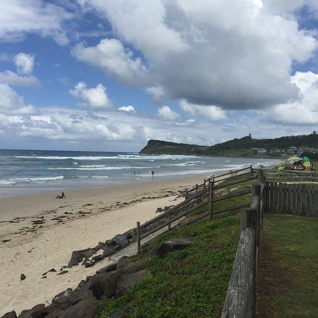 Lovely Lennox Head after computer repairs