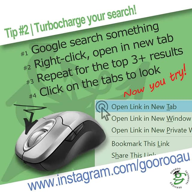 Infogram series - Tip #2, Turbocharge Your Search