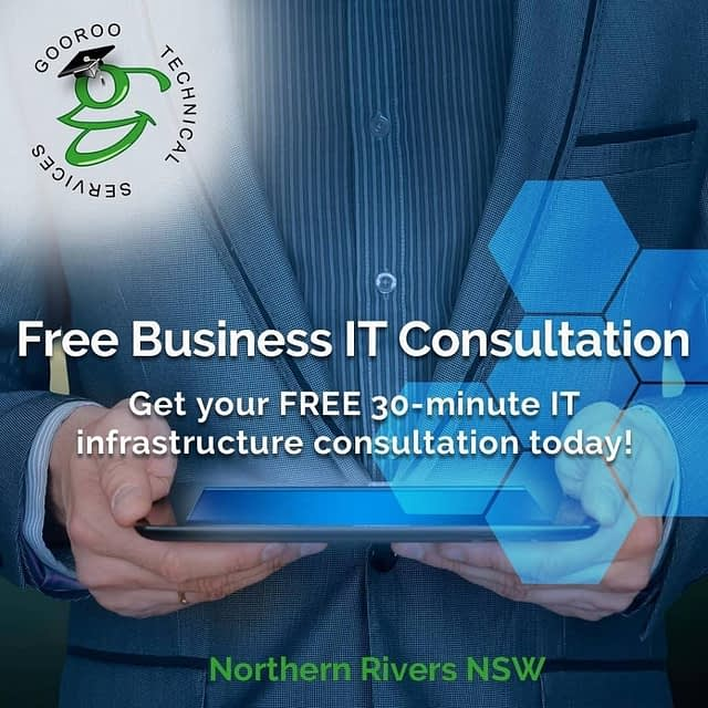 Free business IT consultation