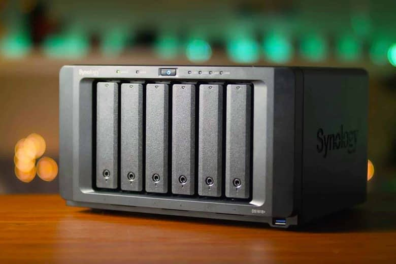 Synology NAS network storage solutions