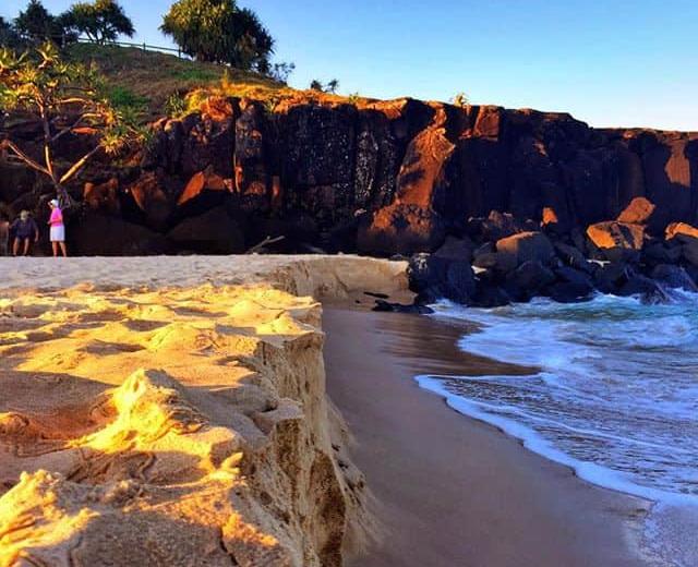 Lighthouse beach Ballina NSW