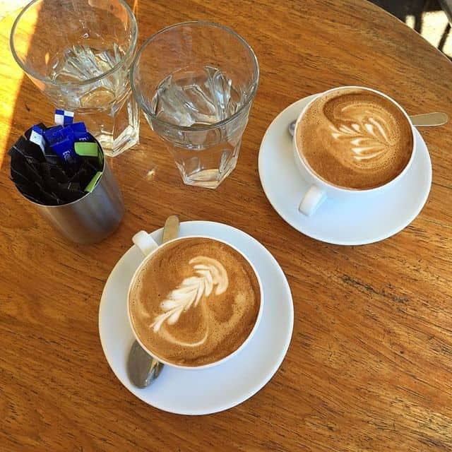 ESP Espresso in Alstonville- coffees!