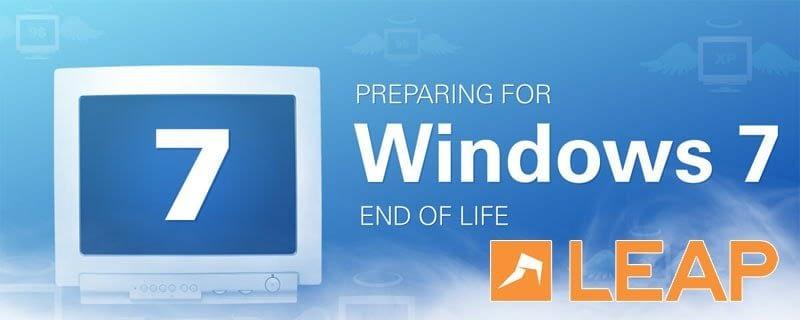 Leap Legal - Preparing for Windows 7 End of Life June 2019