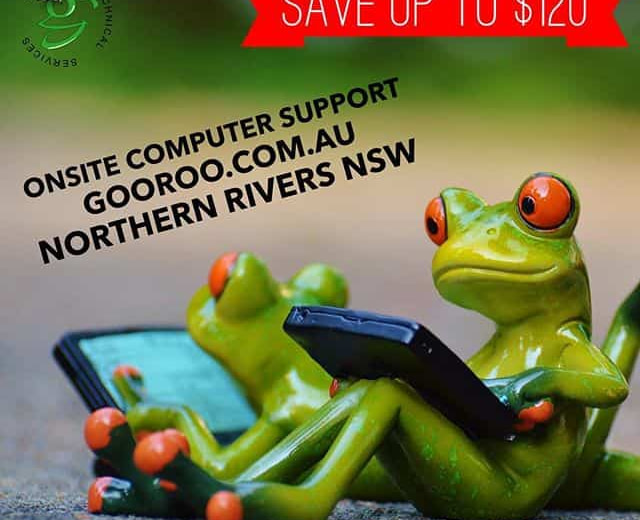 Special business IT service offer in Northern Rivers, Ballina, Lismore, Byron Bay NSW